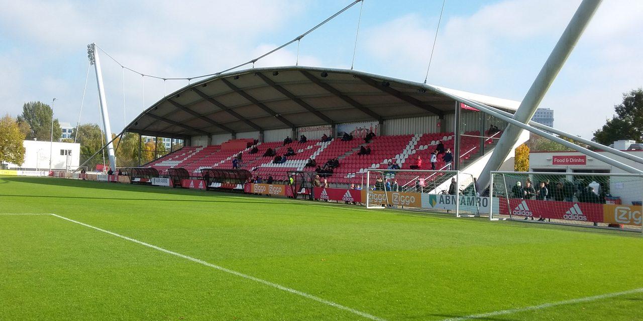 FC Dordrecht JO14-1 weer naar de toekomst