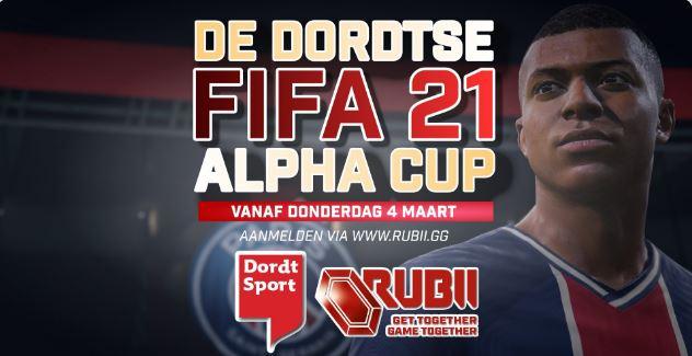De Dordtse FIFA Alpha Cup